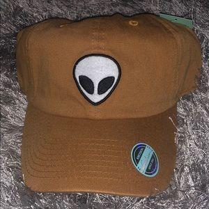 ALIEN baseball cap